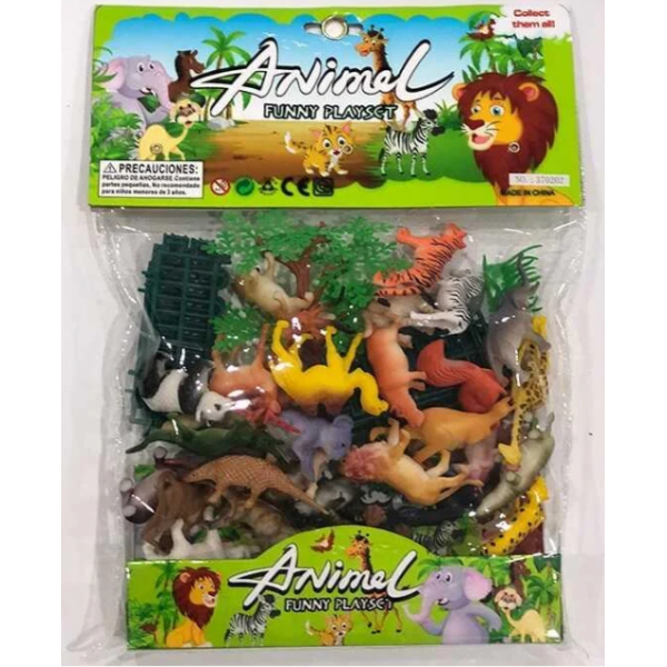 Набор диких животных 370202