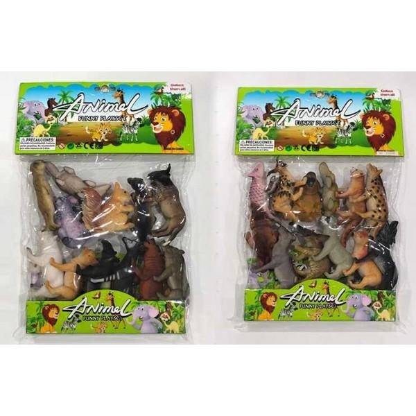 Набор диких животных 370205