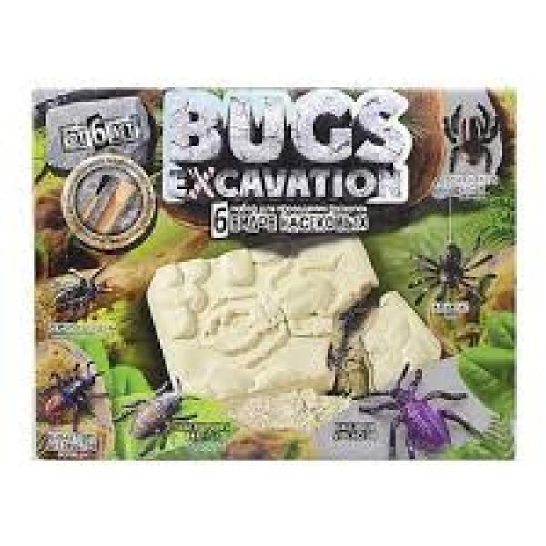 """Набор для раскопок """"Bugs Excavation"""", BEX-01-01,02,03,04"""