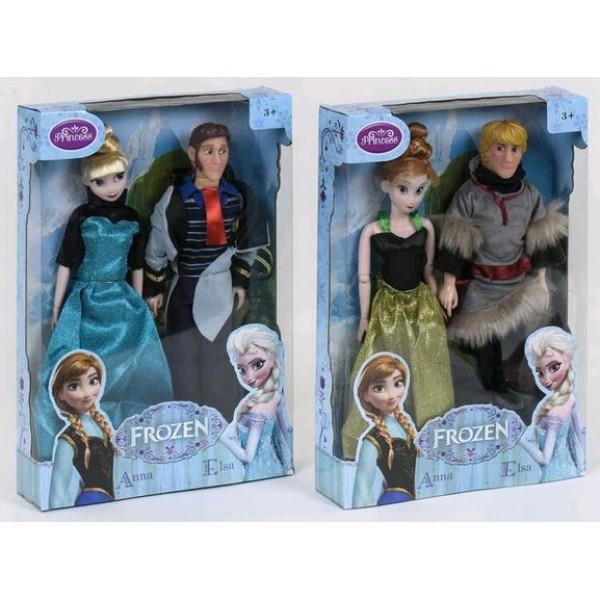 "Набор кукол ""Frozen"", ZT8878A"