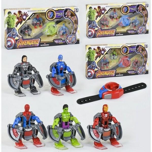 Набор Супер героев, SB804