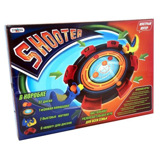 Настольная игра SHOOTER 8000