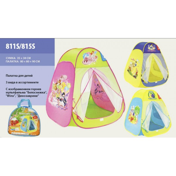 Палатка в сумке, 811S/815S