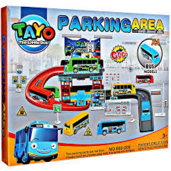 Паркинг , 660-208