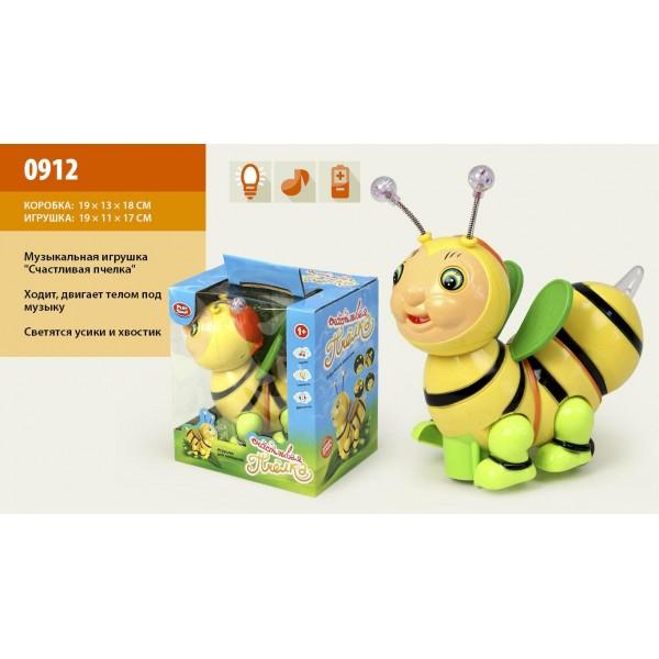 Пчела музыкальная 0912