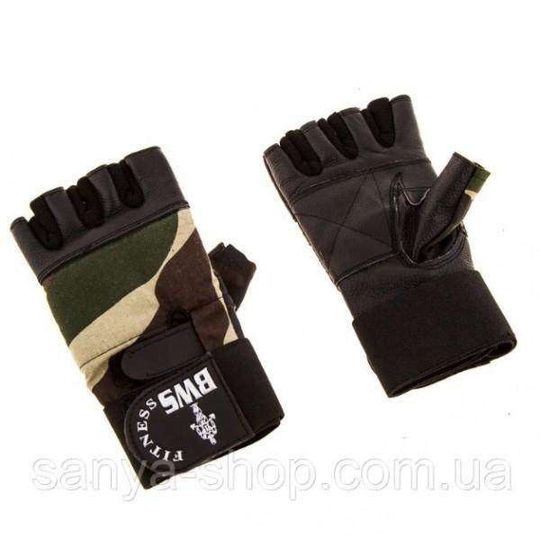 """Перчатки без пальцев, SV-5001, """"АRMY"""""""