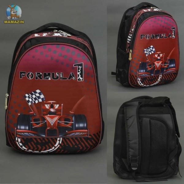 Рюкзак школьный, 555-429