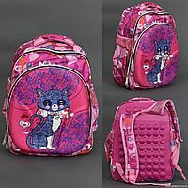 Рюкзак школьный, 555-435