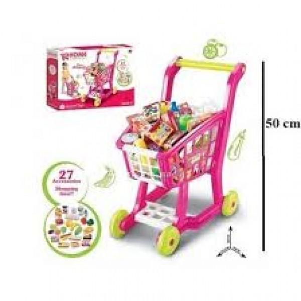 Тележка с продуктами, 668-15