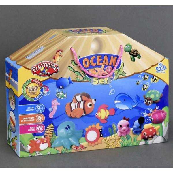 """Тесто для лепки """"Океан"""", 9267"""