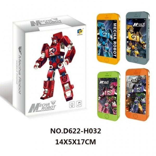 Трансформер-телефон D622-H032