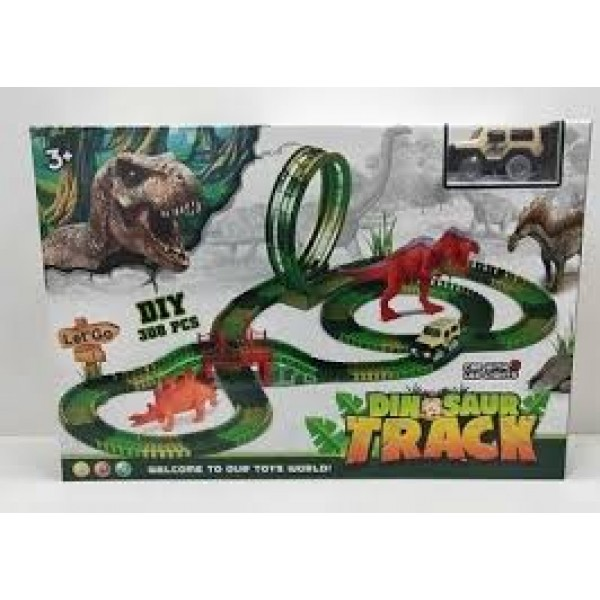 "Трек ""Dinosaur Track"". 82237"