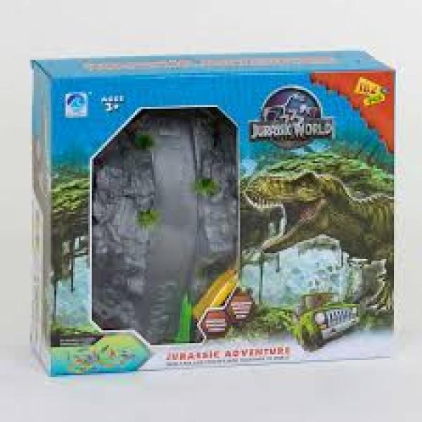 """Трек """"Jurassic World"""". 777-101"""