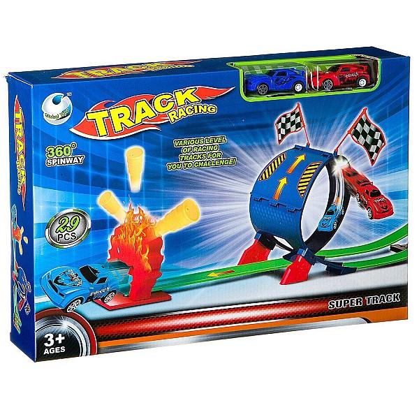 "Трек ""TRACK RACING"", 011-10"