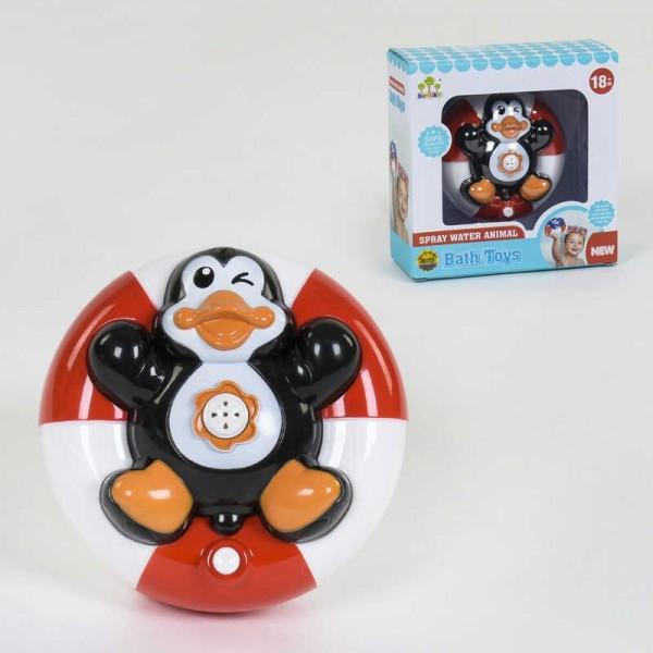 """Водоплавающая игрушка """"Пингвин"""", SL87030"""