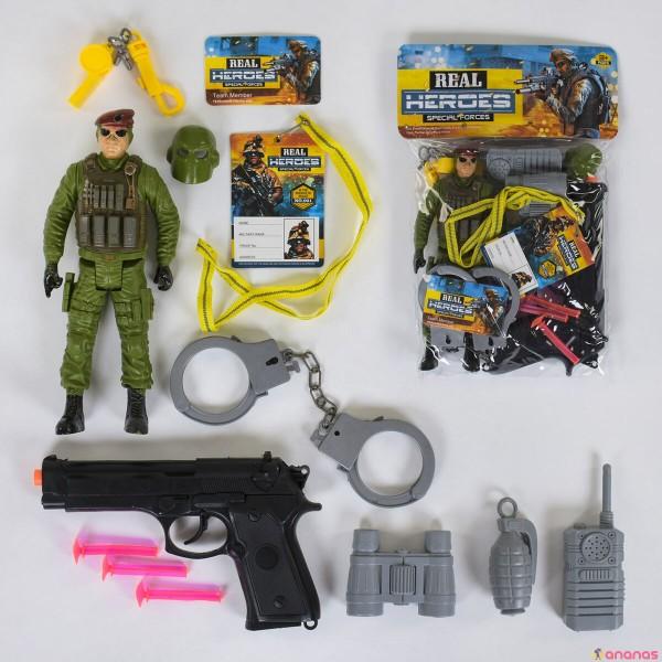 """Военный набор """"Спецотряд"""", 88664"""