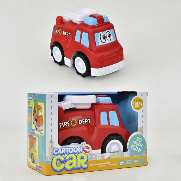 Пожарка 986-7 (24) в коробке