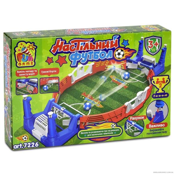 "Игра ""Футбол"" (7226) в коробке ""FUN GAME"""