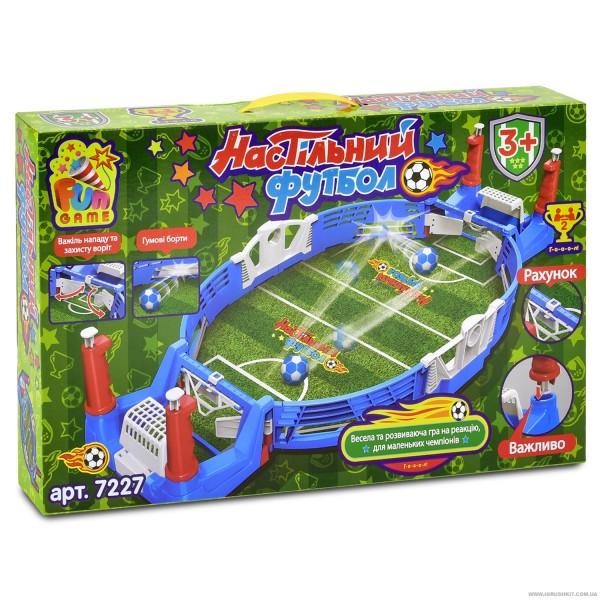 "Игра ""Футбол"" (7227) в коробке ""FUN GAME"""