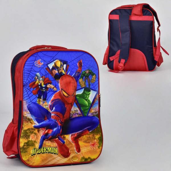 Рюкзак школьный N 00240 (60) 2 кармана