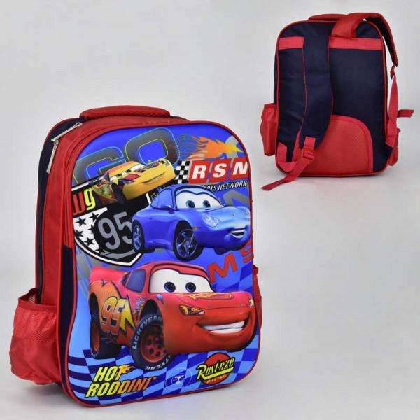 Рюкзак школьный N 00242 (60) 2 кармана