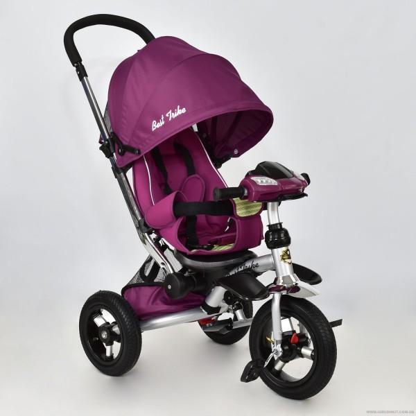 Велосипед Best Trike 3-х колёсный 698-6 (1) ФИОЛЕТОВЫЙ