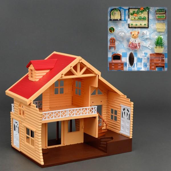 Вилла 012-03 (6) мебель, свет, в коробке