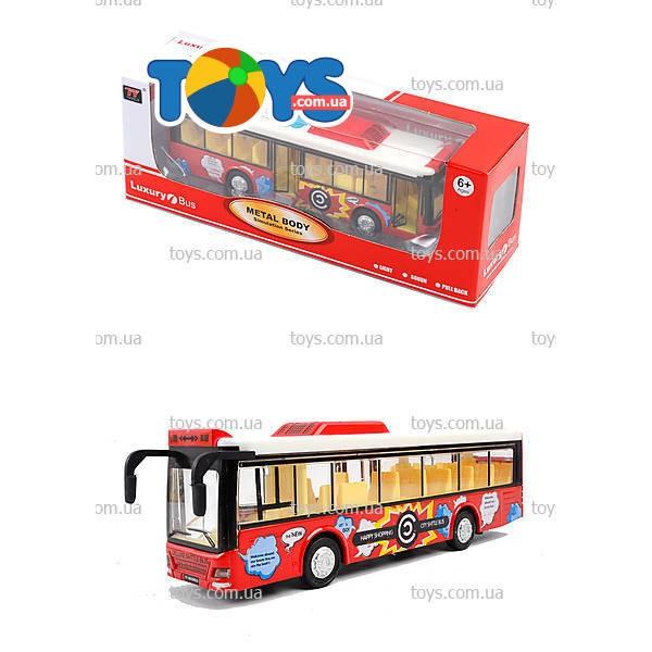Автобус металл 6011B