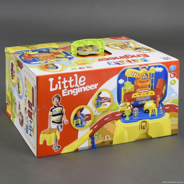 Автотрек 008-805 (8) на батарейке, в коробке