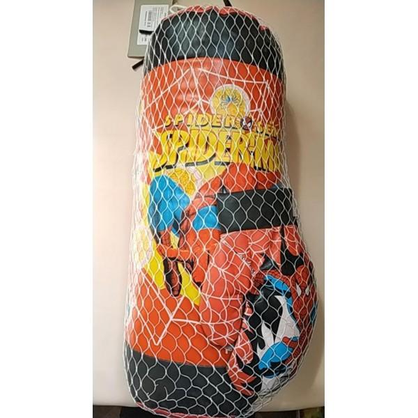 """Боксерский набор """"Спайдермен"""" груша с перчатками 2052"""