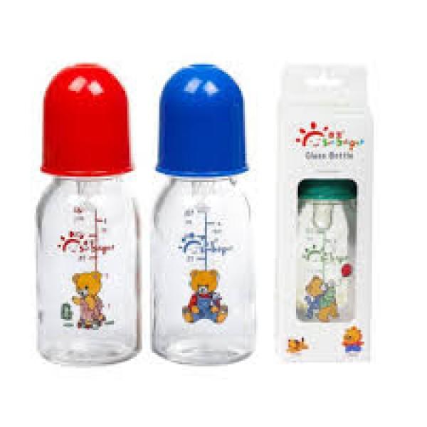 Бутылка стеклянная 31055