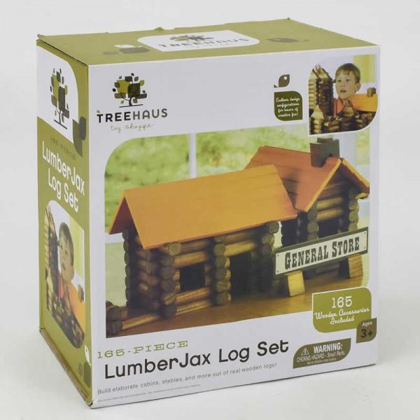 Домик деревянный Е 21362 (8)