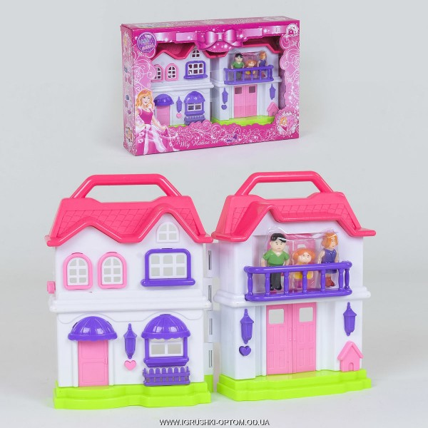 """Домик """"Funny House"""" BS866-2 (BS866-2X)"""
