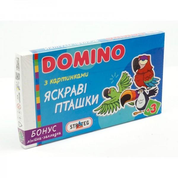 "Домино ""Пташки"" 675"