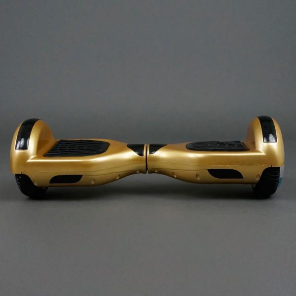 Гіроскутер А 3-4 / 772-А3-4 Classic (1) ЗОЛОТИСТЫЙ, колеса діаметром 6,5 дюймів, Bluetooth, СВІТЛО, в сумці