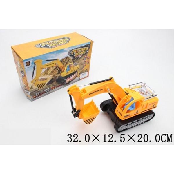 Экскаватор батар. 373-29A (1763801)