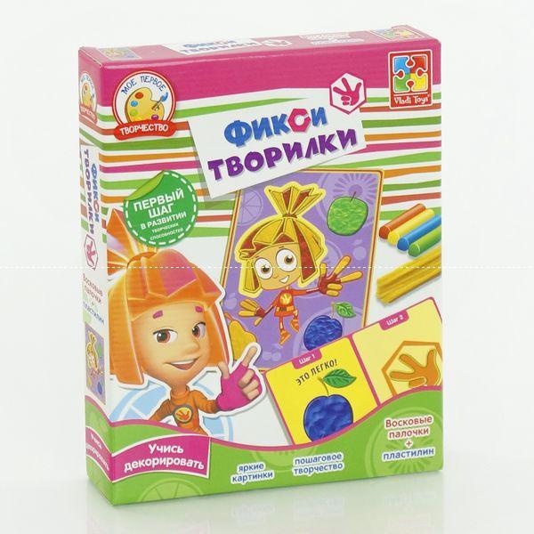 "Фикси-творилки. Симка - (VT 4205-03) (22) ""Vladi Toys"""
