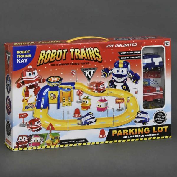 "Гараж ZY 644 (36/2) ""Robot Trains"""