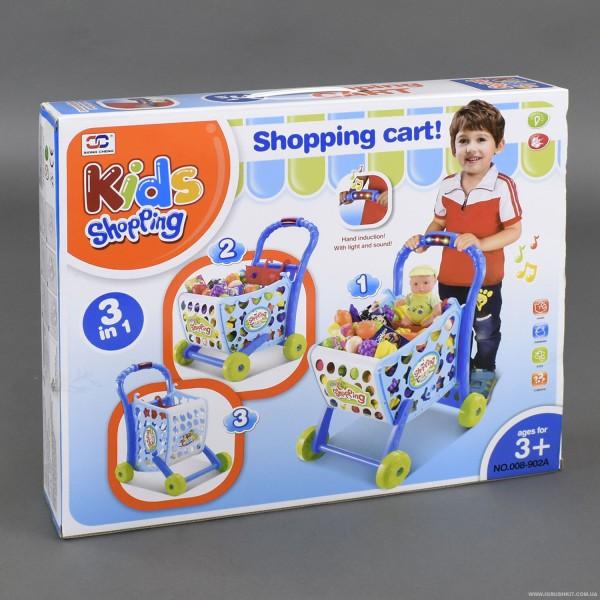 """Игровой набор 008-902 А """"Супермаркет"""" (10)"""