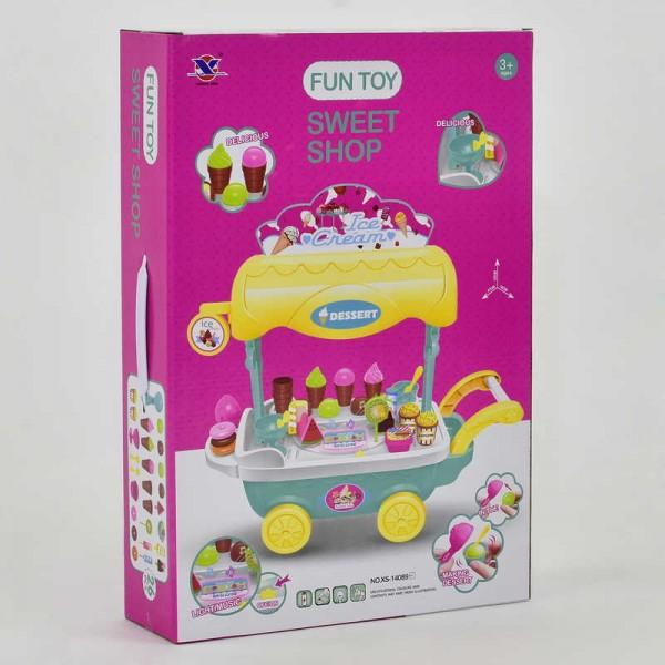 """Игровой набор ХS 14089 (12/2) """"Магазин Мороженого"""""""