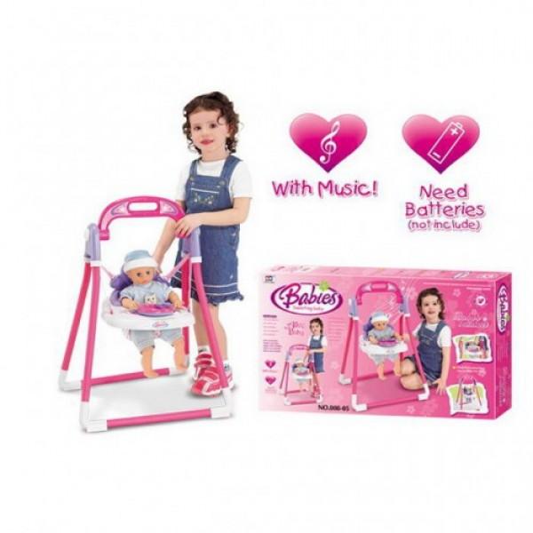 Качеля для куклы 008-05