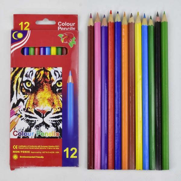 Карандаши цветные 01375 (240)