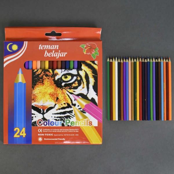 Карандаши цветные 01376 (120)