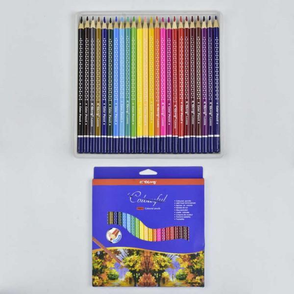 Карандаши цветные 01400 (144)