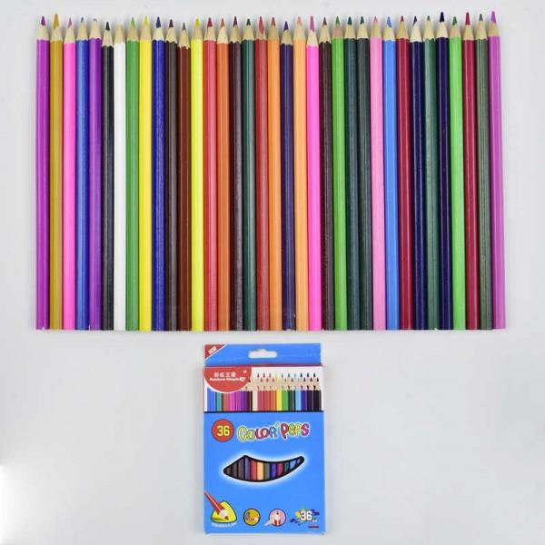 Карандаши цветные 0682 (96)