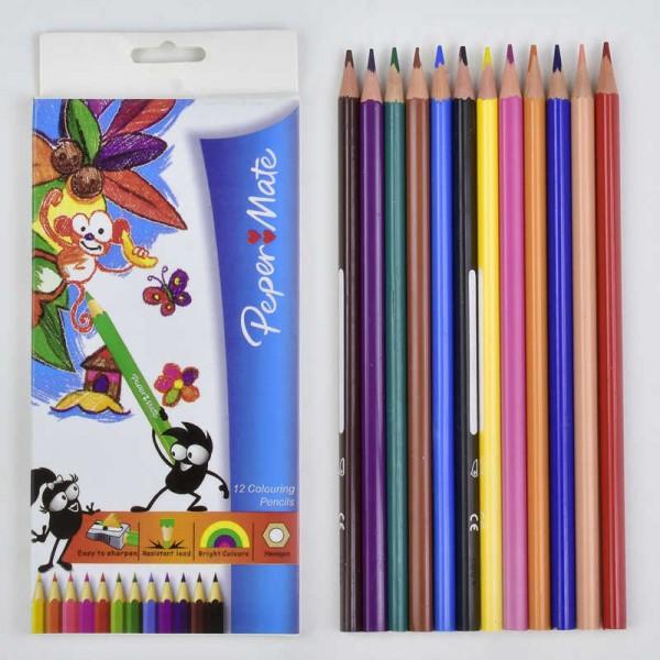 Карандаши цветные 0691 (480)