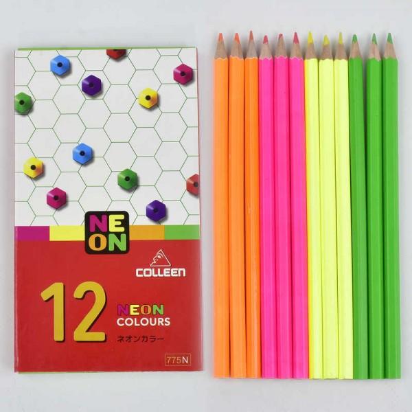 Карандаши цветные 0701 (342)