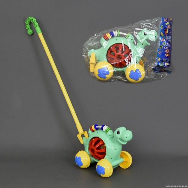 "Каталка 0333 (72) ""Динозаврик"""