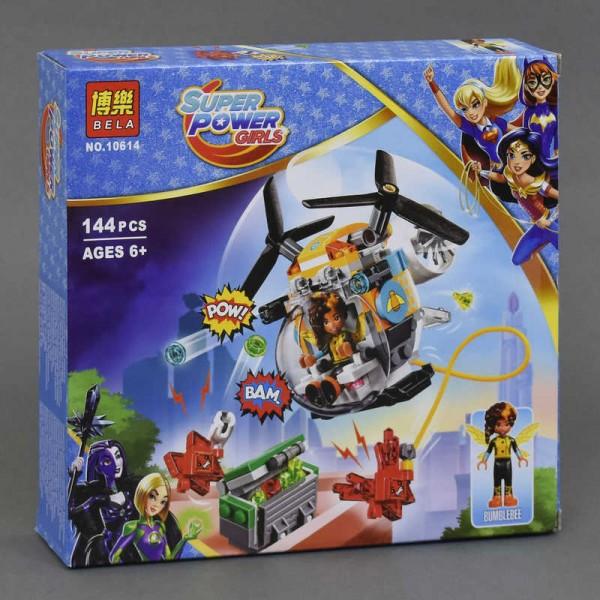 """Конструктор 10614 (72) """"Вертолет Бамблби"""""""