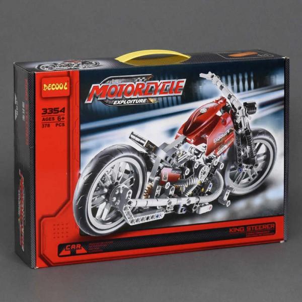 "Конструктор 3354 (18) ""Мотоцикл"""